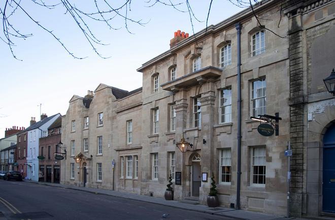 凡布吕之家酒店 - 牛津 - 建筑