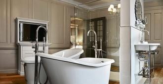凡布吕之家酒店 - 牛津 - 浴室