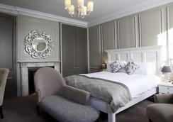 凡布吕之家酒店 - 牛津 - 睡房