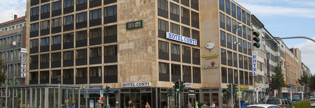 欧罗巴酒店 - 蒙斯特 - 建筑