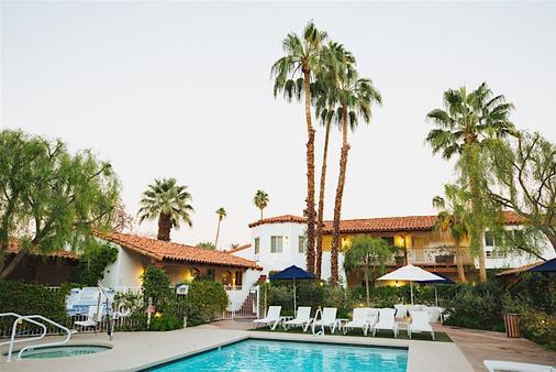 阿尔卡扎棕榈泉酒店 - 棕榈泉 - 建筑