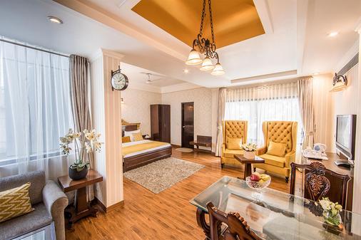 罗克兰帕尔克酒店 - 新德里 - 客厅