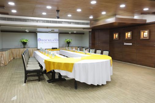 罗克兰帕尔克酒店 - 新德里 - 会议室