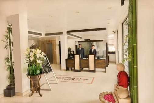 罗克兰帕尔克酒店 - 新德里 - 柜台
