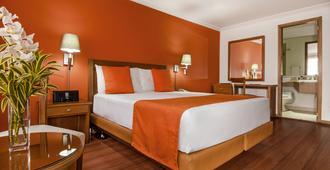 艾济纳波哥达酒店 - 波哥大 - 睡房