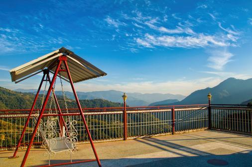 Aditya Home Stay - 西姆拉 - 露天屋顶
