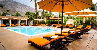 利特伊乐园酒店 - 棕榈泉 - 游泳池