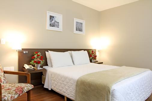 圣保罗布拉斯顿酒店 - 圣保罗 - 睡房