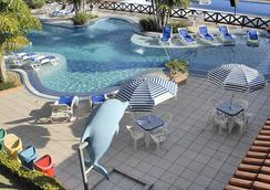 圣保罗布拉斯顿酒店 - 圣保罗 - 游泳池