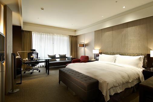 天阁酒店台北南西 - 台北 - 睡房