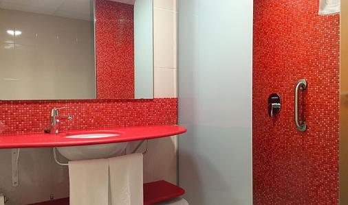 瑟维集团帕帕卢纳酒店 - 佩尼斯科拉 - 浴室