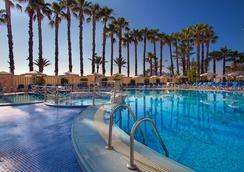 瑟维集团帕帕卢纳酒店 - 佩尼斯科拉 - 游泳池