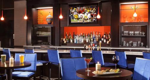 费城市中心万怡酒店 - 费城 - 酒吧