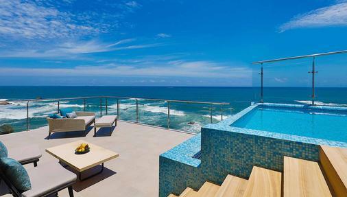 斯里兰卡加勒阿玛瑞酒店 - 高尔 - 阳台