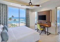 斯里兰卡加勒阿玛瑞酒店 - 高尔 - 睡房