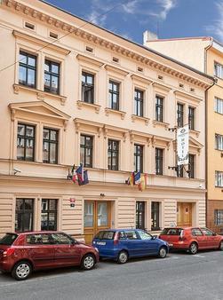奥古斯托斯奥托酒店 - 布拉格 - 建筑
