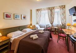 奥古斯托斯奥托酒店 - 布拉格 - 睡房