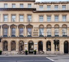 老银行酒店