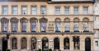 老银行酒店 - 牛津 - 建筑