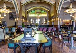 阿姆斯特丹美利坚罕布什尔酒店 - 阿姆斯特丹 - 大厅