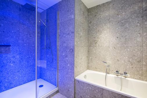 阿姆斯特丹美利坚罕布什尔酒店 - 阿姆斯特丹 - 浴室