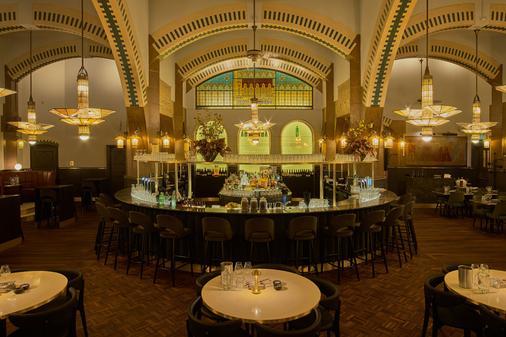 阿姆斯特丹美利坚罕布什尔酒店 - 阿姆斯特丹 - 自助餐
