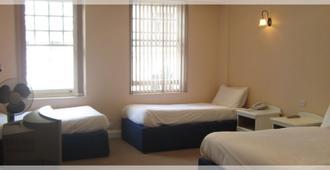 美人鱼套房酒店 - 伦敦 - 睡房