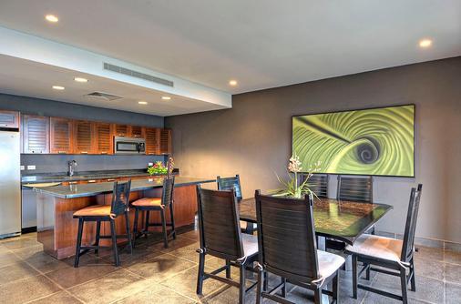 Los Altos Resort - 曼努埃尔安东尼奥 - 餐厅