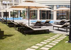 苏斯宫殿Spa酒店 - 苏塞 - 游泳池