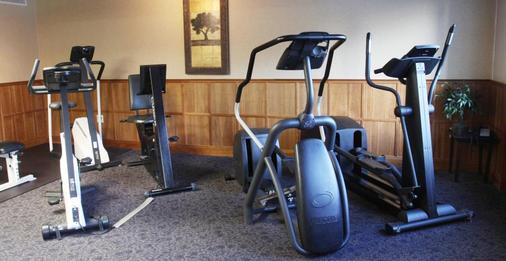 圣路易斯百汇酒店 - 圣路易斯 - 健身房