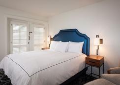 Hotel Pacific - 蒙特雷 - 睡房