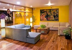 纳韦尔瓦皮酒店 - 圣卡洛斯-德巴里洛切 - 大厅