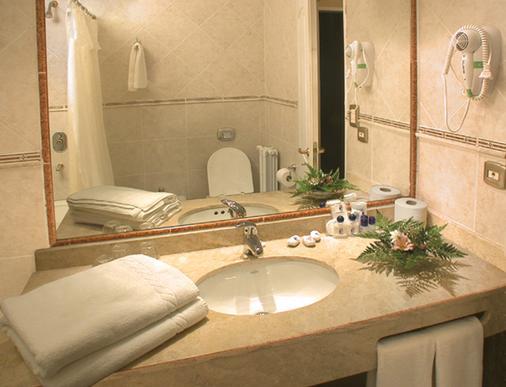 纳韦尔瓦皮酒店 - 圣卡洛斯-德巴里洛切 - 浴室