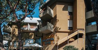 阿根廷酒店 - 格拉多 - 建筑