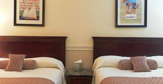 纽波特美洲帆船旅馆 - 纽波特 - 睡房