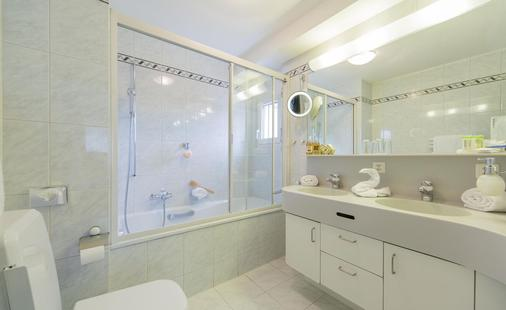 洛伊克巴德温泉酒店 - 洛伊克巴德 - 浴室