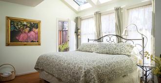 卡贝尼特屋老世界旅馆 - 纳帕 - 睡房