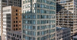 伯纳姆金普敦酒店 - 芝加哥 - 建筑