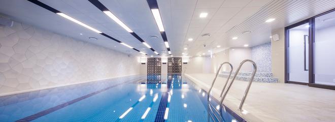 帝马克豪华酒店明洞 - 首尔 - 游泳池