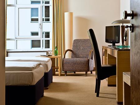 雷根斯堡索拉英瑟尔酒店 - 雷根斯堡 - 睡房