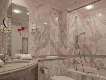 雷根斯堡索拉英瑟尔酒店 - 雷根斯堡 - 浴室