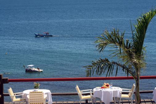 艾尔卡匝尔酒店 - 布希奥斯 - 阳台