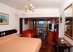 艾尔卡匝尔酒店 - 布希奥斯 - 睡房