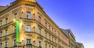 布拉格三皇冠酒店 - 布拉格 - 建筑
