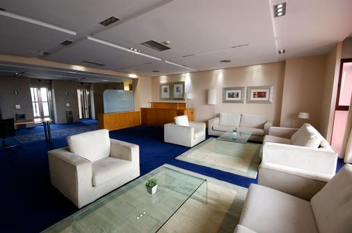 西尔肯马德里之门酒店 - 马德里 - 休息厅