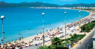 帕尔马玛萨斯酒店 - 埃尔阿雷纳尔 - 海滩