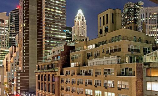 纽约卡拉威酒店 - 纽约 - 建筑