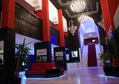 阿内兹大厦酒店 - 阿加迪尔 - 大厅
