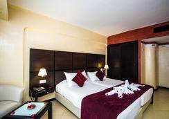 阿内兹大厦酒店 - 阿加迪尔 - 睡房