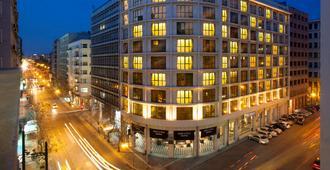 雅典美利亚酒店 - 雅典 - 建筑